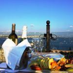Photo de Babylonia Garden Terrace Restaurant
