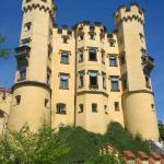Schloss Hohenschwangau Foto