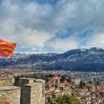 Охрид с замка