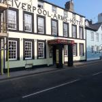 Foto de The Liverpool Arms Hotel