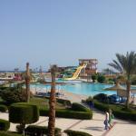Photo de El Malikia Resort Abu Dabbab