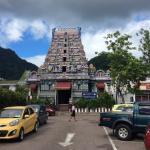 Буддистский храм в г.Виктория