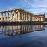 Greek Temples of Paestum Foto