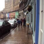 Edinburgh Old Town Foto