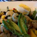 Detox Bowl with Shrimp