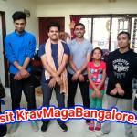 Anti-Hostage workshop in #BadAzzKravMaga #SelfDefense by #FranklinJoseph #KravMagaBangalore #Kra