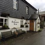 Village pub wedged between farm and Methodist chapel