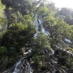 air terjun lapopu  dari atas sampai bawah - januari 2016