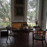 Drawing room where Mrs. Russell would receive her guests.