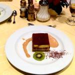 Dessert: Tiramisu