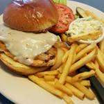 Chicken Philly...Very Good!