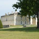 Chateau de La Dauphine - Vorderansicht