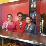 Visitas de clientes a Chugchucaras Rosita