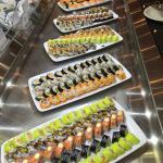 Buffet sushis !