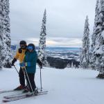 Ski-in/ ski-ou