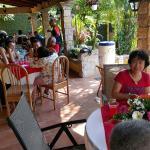 Celebration on the Veranda