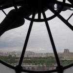 Grand horloge de la gare