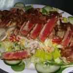 Great Fresh food at the Tiki hut