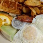 Déjeuner Royal 14,75$
