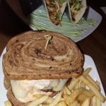 Patty Melt & Fish Taco's