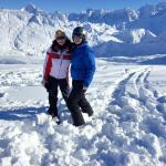 Top of Flaine Top of the World