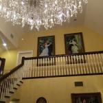 foyer and grand staircase