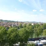 Вид на Рим с Авентийского холма