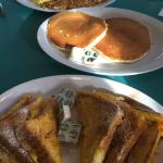 French Toast Pancakes and more