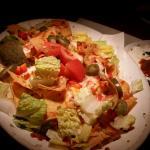 `Loaded`Nachos (notice the lettuceÉ)