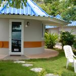 Our main bungalow with seaview