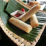Teras Padi Cafe Foto