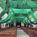 Beautiful church in Santiago Atitlan
