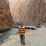 Todgha Gorge Foto