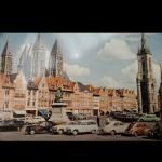 The Belfry of Tournai Foto