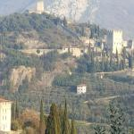 Arco Castle Foto