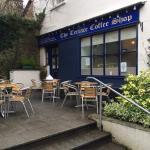 Terrace Coffee Shop in February