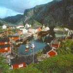 Foto van Nusfjord Rorbuer