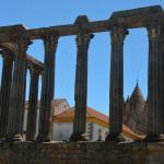 tempio romano di evora