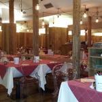 Il ristorante...