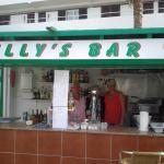 Billy's bar at Luz Y Mar