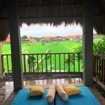 Balcony View from Villa 2