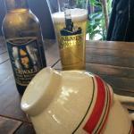 Bière blonde de dégustation