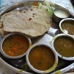 Gujarati Thaali