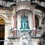 La statue d'Alexandre LEGRAND