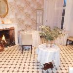 Petite salle restaurant
