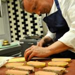 Le Chef Philippe Hardy