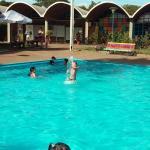 piscinas de las termas del dayman excelentes