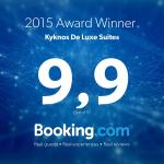 9,9 Booking.com Reviews