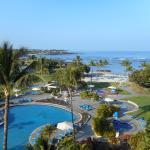 Mauna Lani Bay Hotel's Ocean Bar & Grill