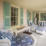 Coastal Suite Outdoor Sitting Area